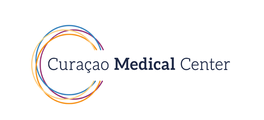 How did we create the name and logo for Curaçao Medical Center?