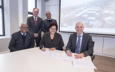 Hospital Nobo Otrobanda has signed an agreement of collaboration with Erasmus Medisch Centrum.